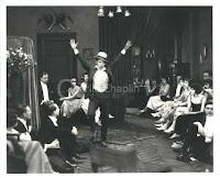 """Чаплин-режиссер на съемках """"Парижанки"""" (1923) - 4"""