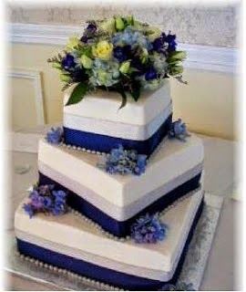 Types of Wedding Cake american pie