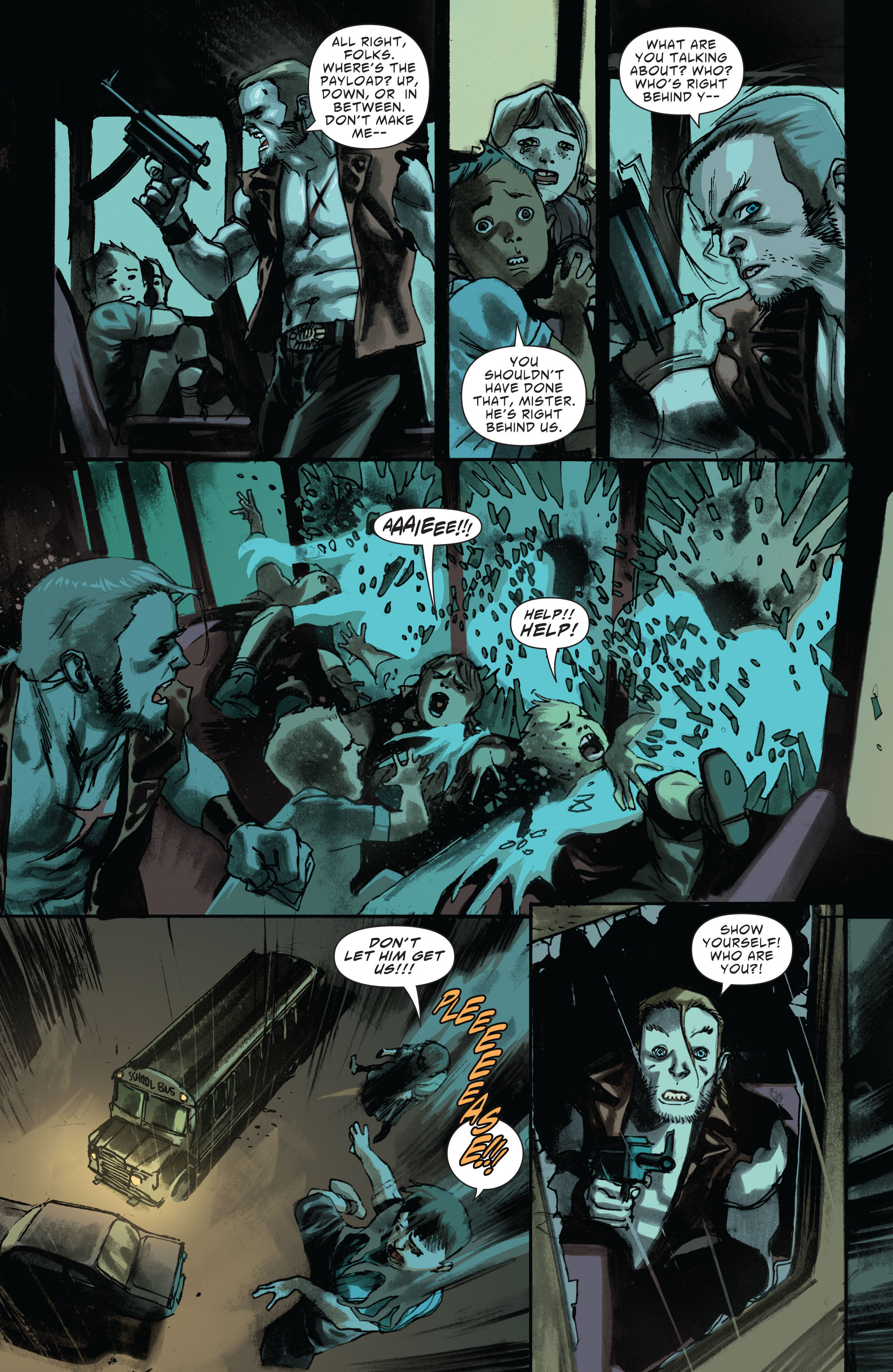 Read online American Vampire: Second Cycle comic -  Issue #1 - 28