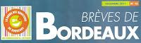 Cliquez ici pour accéder à la revue Brèves de Bordeaux