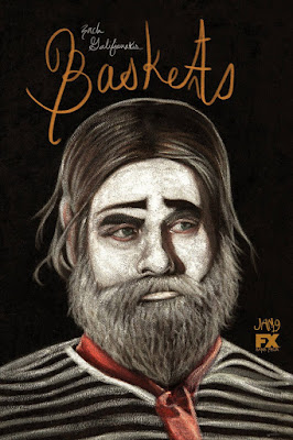 Baskets Season 2 Poster