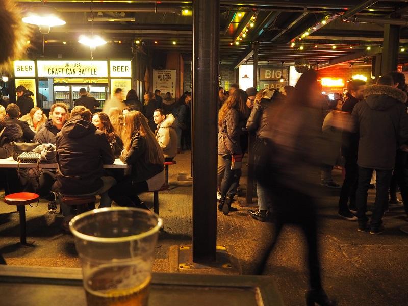 Street Feast Dinerama London