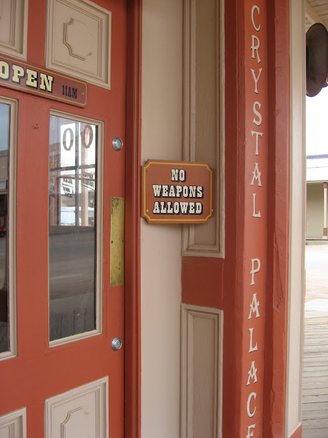 What to do in Tombstone, AZ: Crystal Palace Saloon