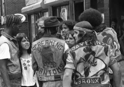 Bandas callejeras del Bronx en los años 70