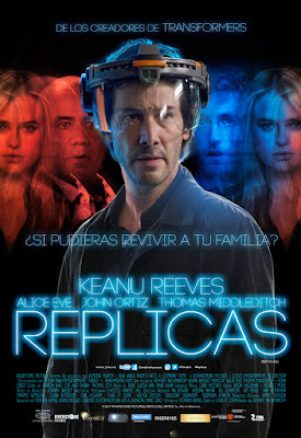 Replicas [2018] [DVD] [R4] [Latino]