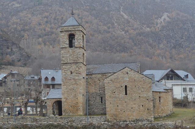 Igreja de San Félix de Barruera