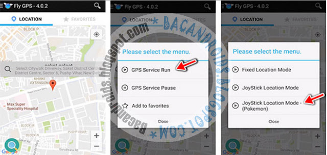 Download Fly GPS for Pokemon Go Fake GPS + Joystick