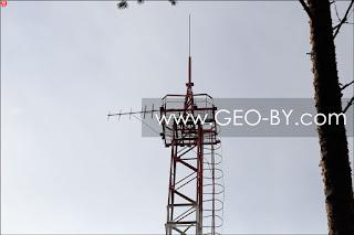 Громоотвод и антенна - вертикально поляризованный волновой канал