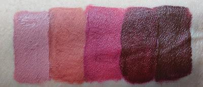 Wet n Wild MegaLast Liquid Catsuit Matte Lipsticks