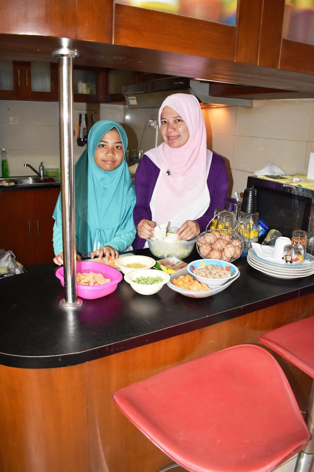 Nurul Sufitri S Blog Masak Bersama Barbie Resep Es Teler Cupcakes Ala Chef Stella Lowis