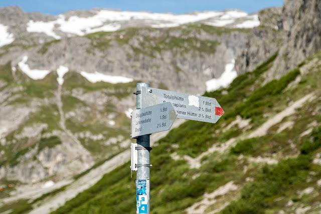 Totalphütte und Lünersee-Rundweg  Wandern im Brandnertal 05