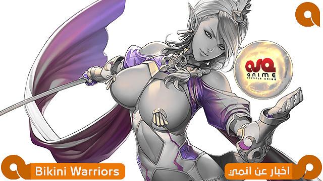 اعلان عن حلقتين جديدة من نوع اوفا للانمي القصير الايتشي Bikini Warriors حصرياًً