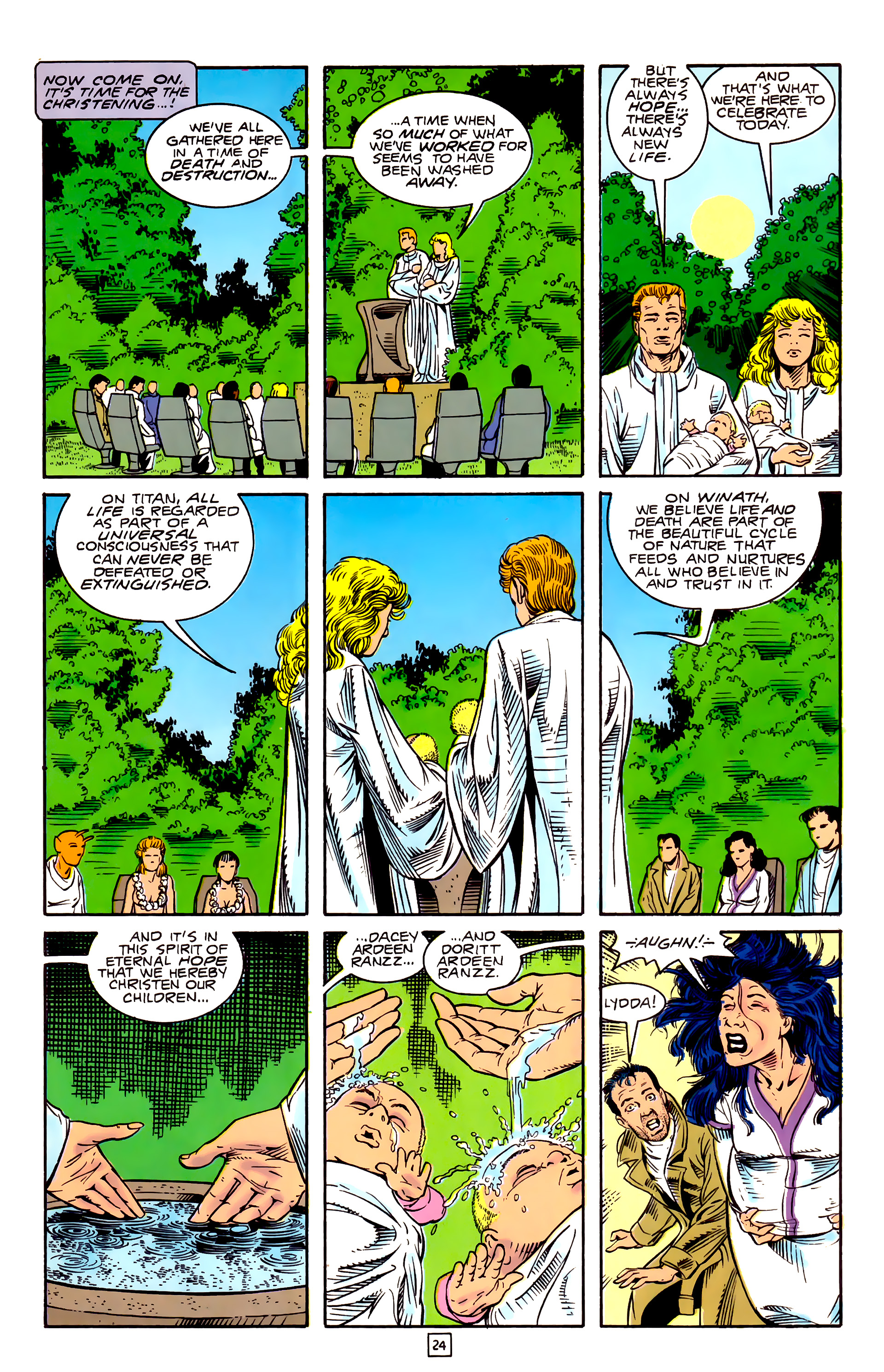 Legion of Super-Heroes (1989) _Annual_3 Page 51