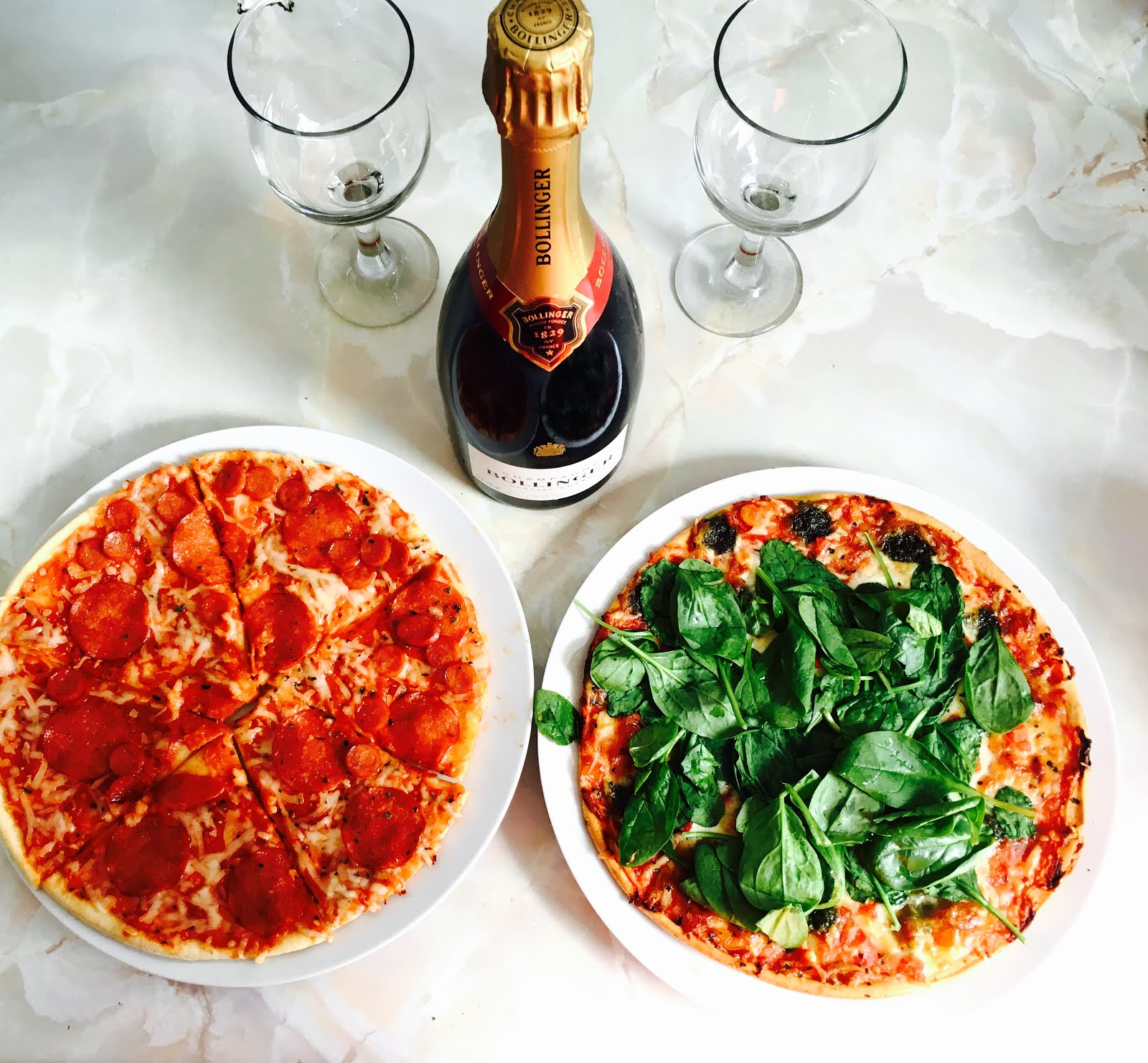 Mmm…. Pizza & Wine Pairing with @DrOetkerPizzaUK for #NationalPizzaMonth