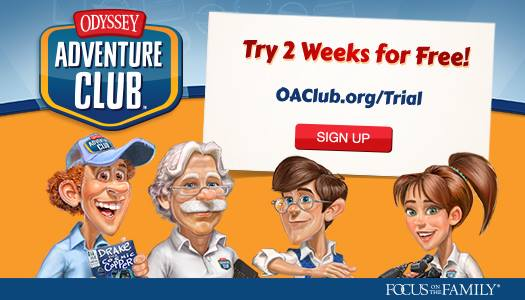 Join Odyssey Adventure Club