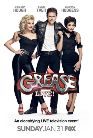 Grease: Live [2016] [DVDR] [NTSC] [Latino]