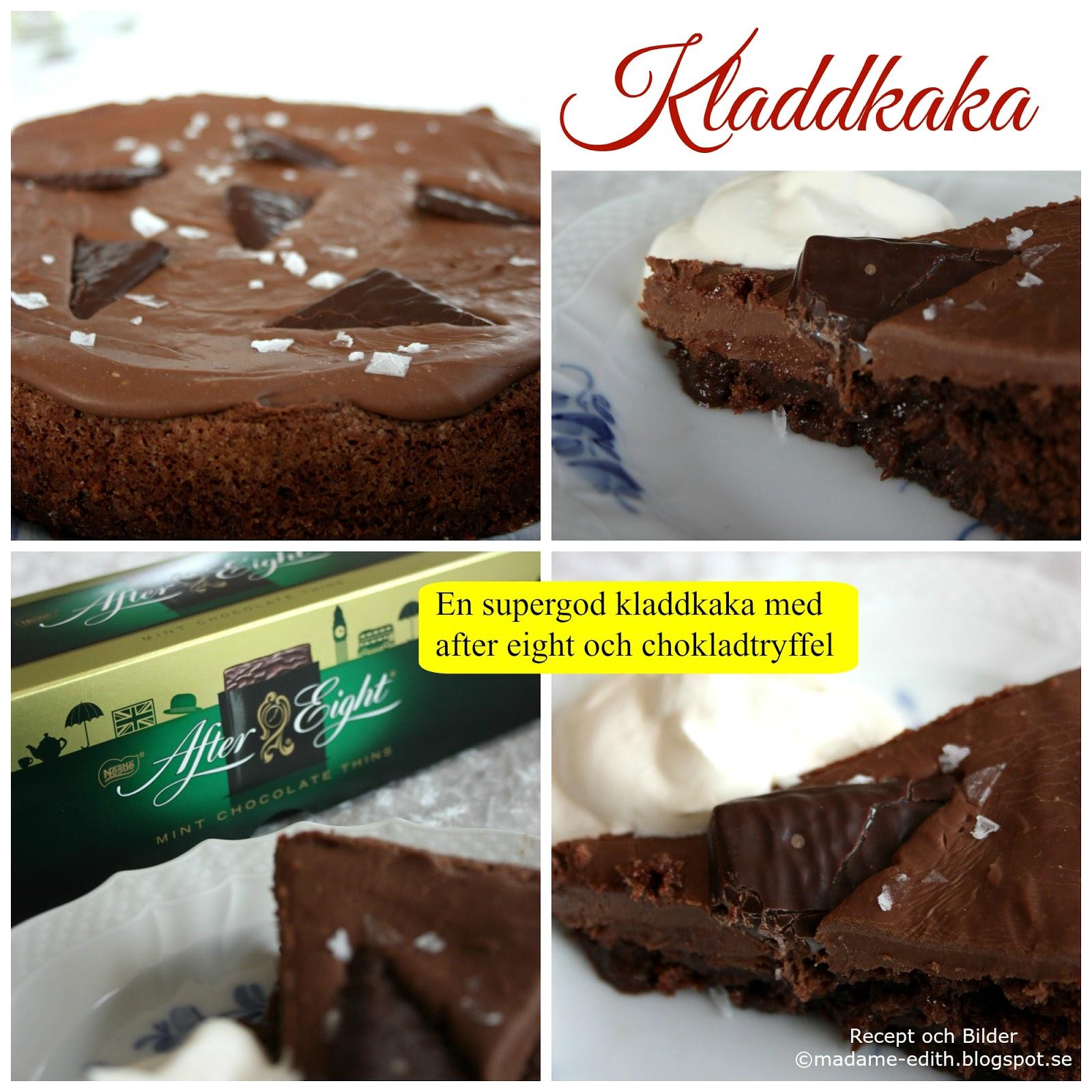 After Eight Kladdkaka