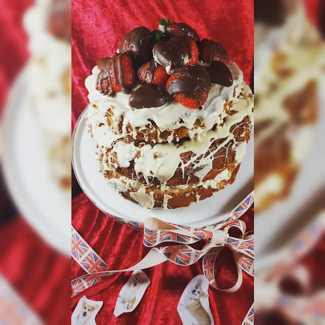 Ruby Tuesday : Yummy cake..