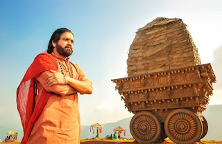 Nagarjuna Om Namo Venkatesaya movie stills