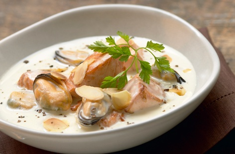 Interesting Nutrition Facts About Fish and Some Recipe Ideas ! - Page 2 Salmonblanquette