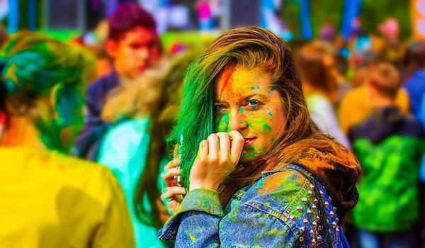 6 Reasons Why You Should Travel For Holi Celebration In India