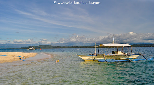Pandan Island, Sablayan, Occidental Mindoro