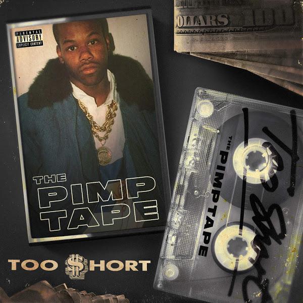 too short the pimp tape cover
