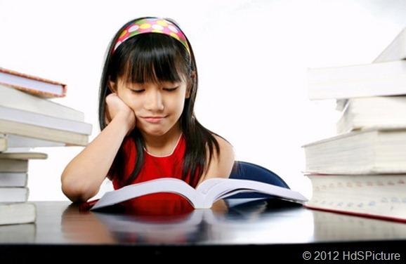 belajar dengan baik dan benar di sekolah
