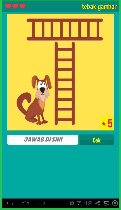 Jawaban Tebak Gambar Beserta Gambarnya Level 7 Trik Download
