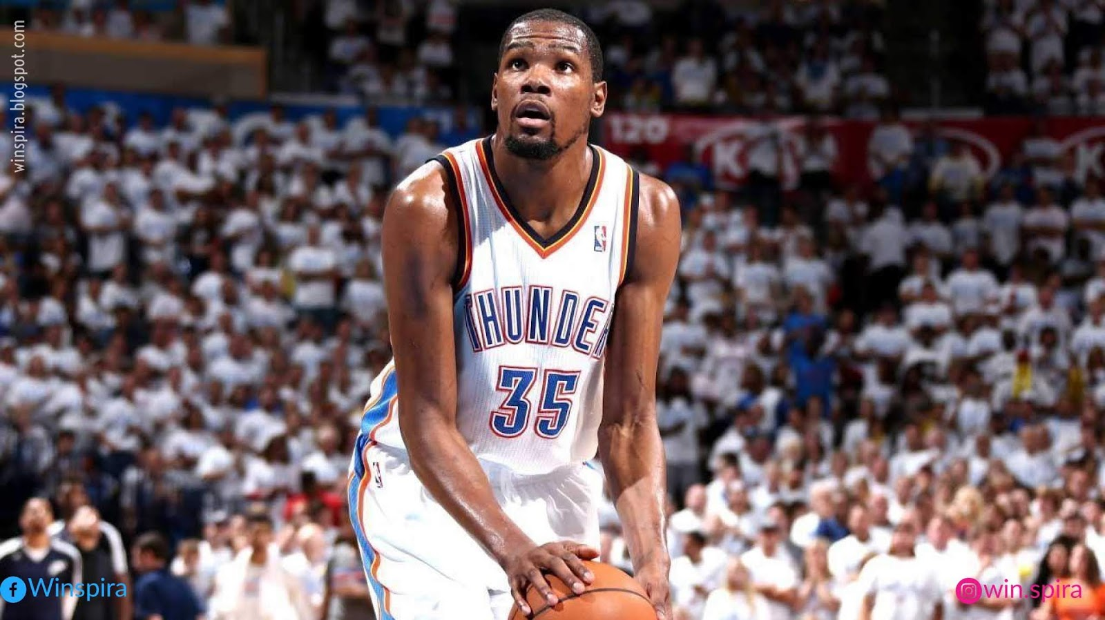 a76824ad3060 20 Inspirational Kevin Durant s Quotes - Winspira