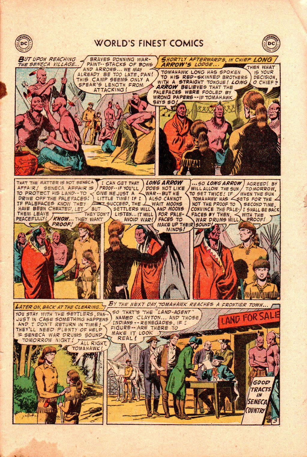 Read online World's Finest Comics comic -  Issue #78 - 29