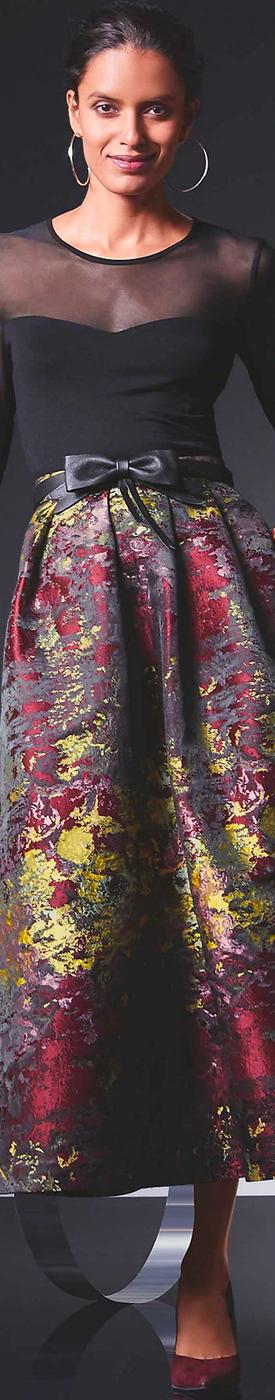 Madeleine Jacquard Skirt