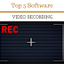 Top 5 Free Screen Recorders Without Watermark