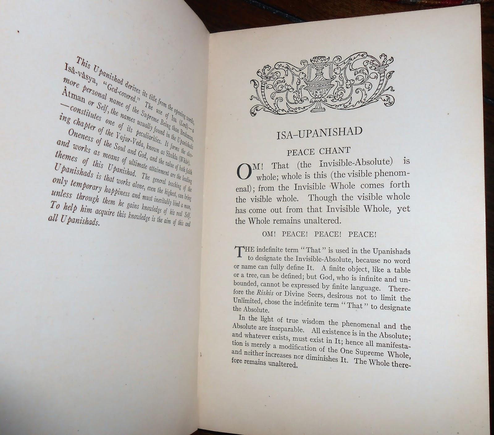 Rare 1919 1st edition Signed Swami Paramananda the