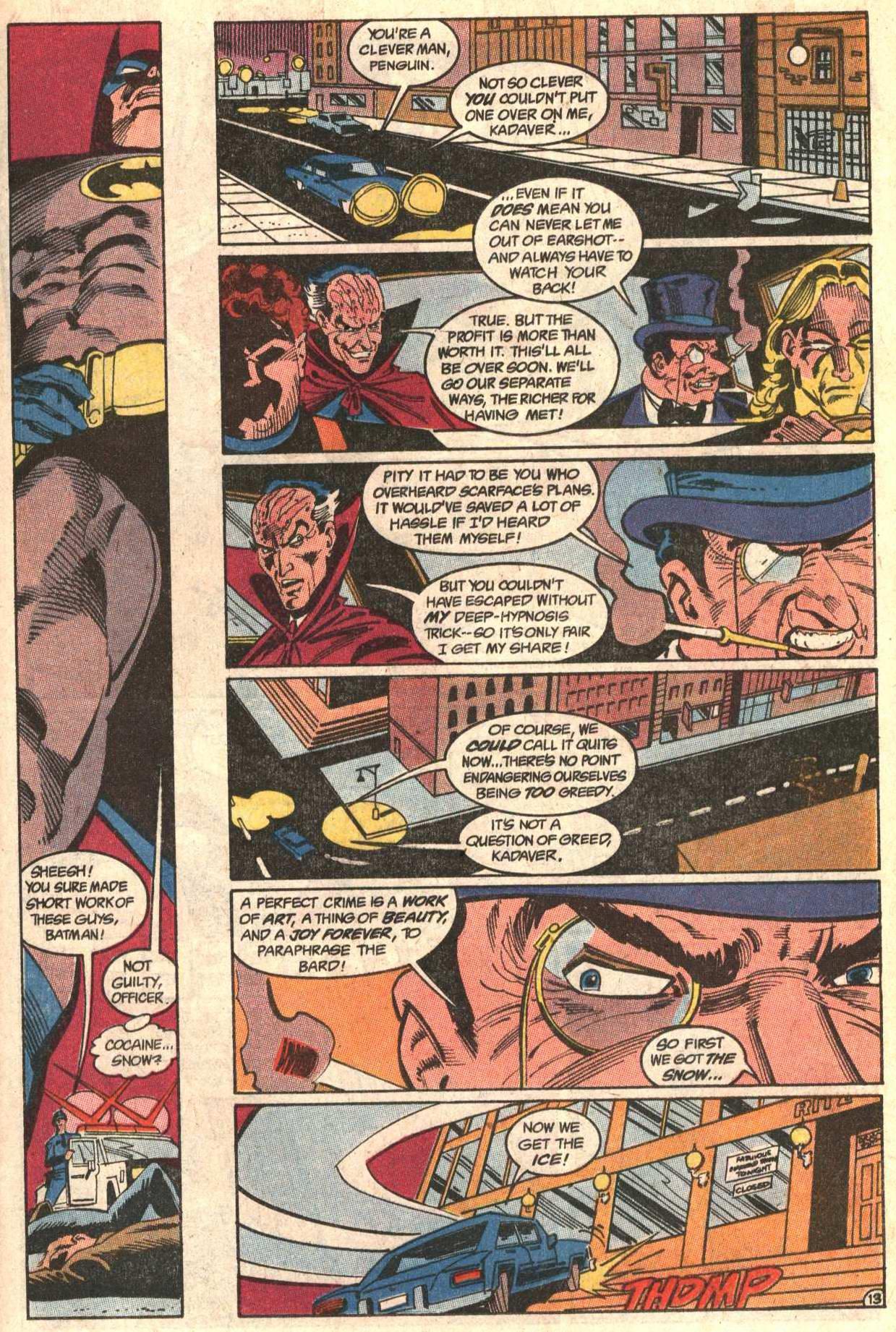Detective Comics (1937) 611 Page 13