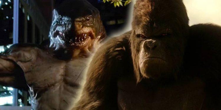 The Flash; Tubarao-Rei; Gorila Grodd