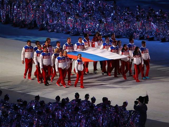 Deporte y Rusia son sinónimos. Isimbayeva, Kyrilenko, Arshavin, Sharapova
