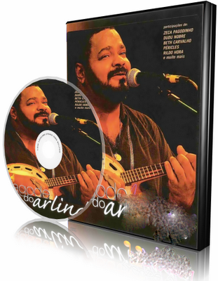 DVD Arlindo Cruz – Pagode do Arlindo (2006)