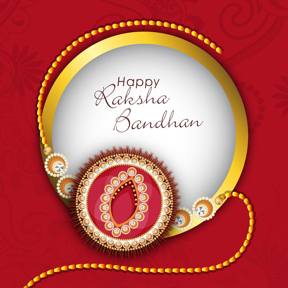 Raksha Bandhan Whatsapp Pic