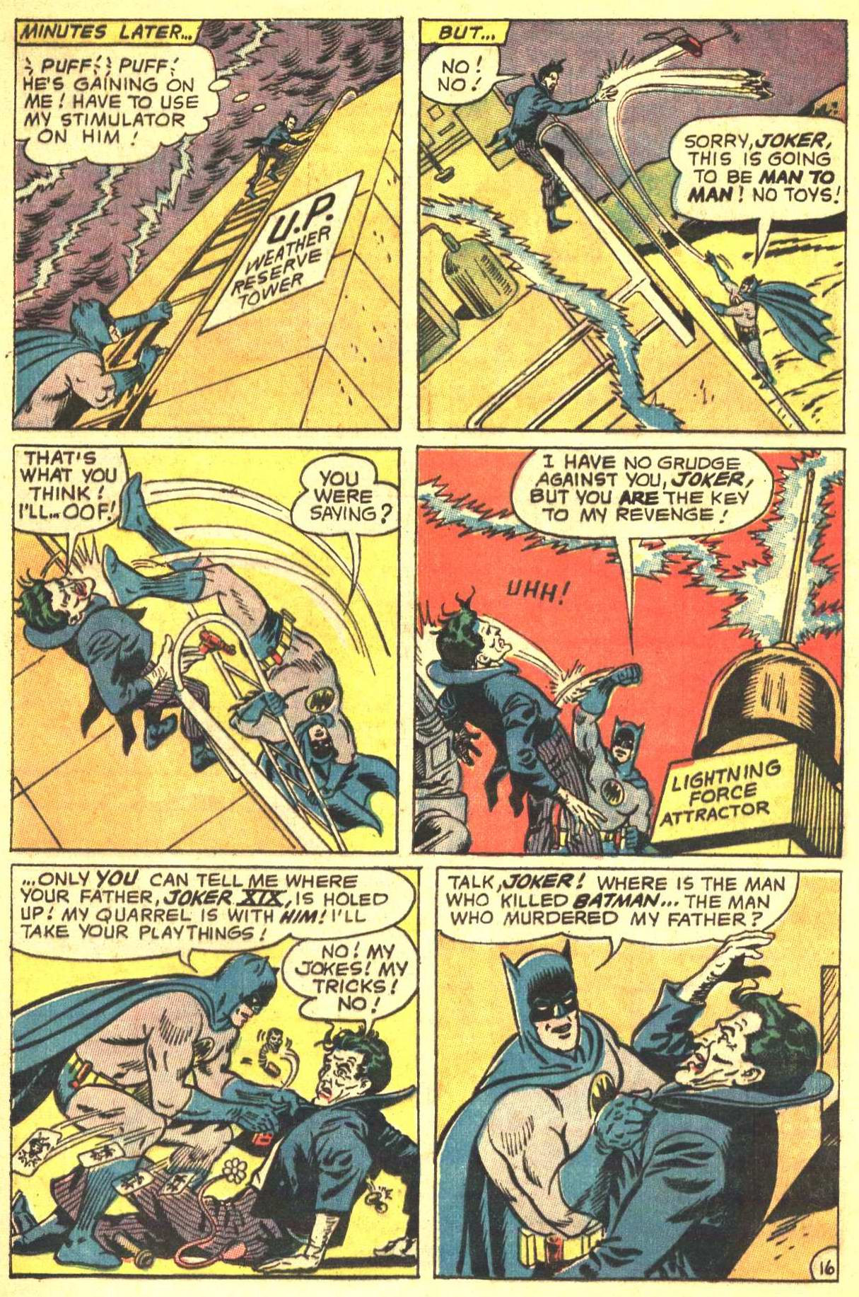 Read online World's Finest Comics comic -  Issue #166 - 21