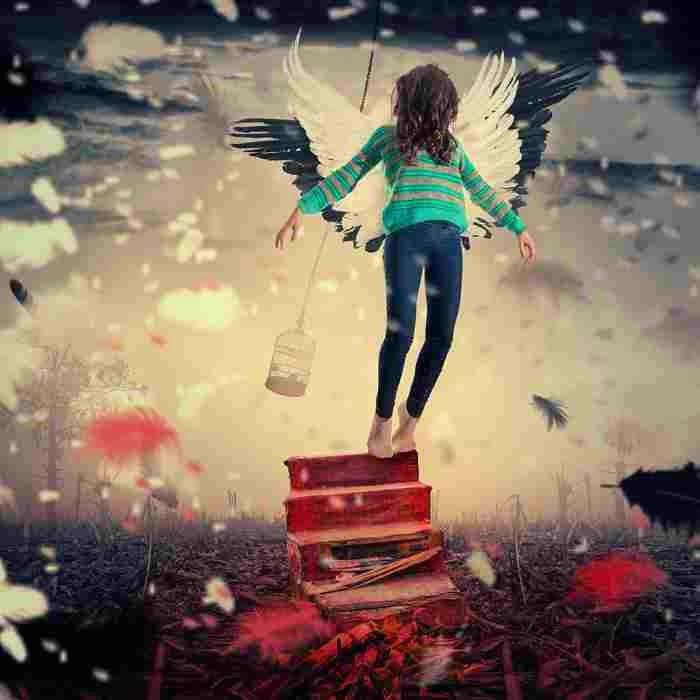 Мечты и положительные эмоции. Caras Ionut (фотограф)