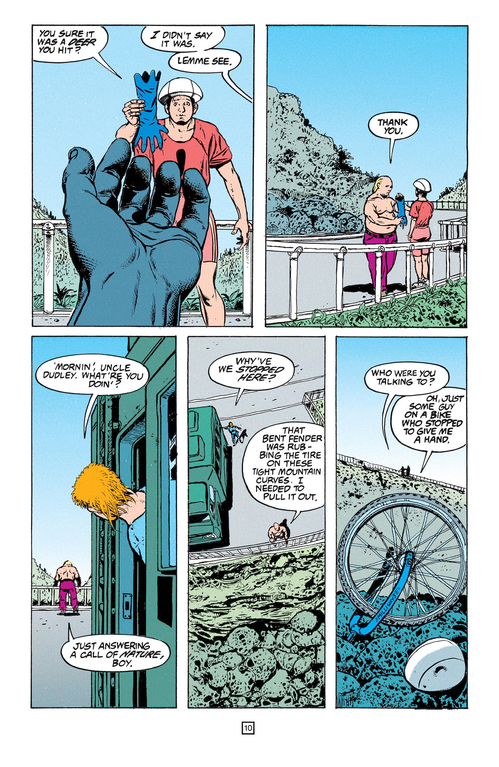 Read online Animal Man (1988) comic -  Issue #52 - 11