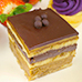 French Opera cake coffee joconde pastry tea cakes