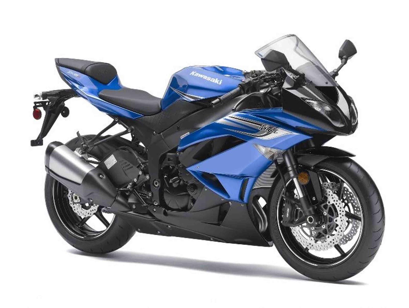 Kawasaki Motor Bikes 2012 Kawasaki Ninja Zx 6r