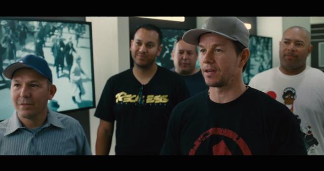 Cameo Mark Whalberg dalam film Entourage