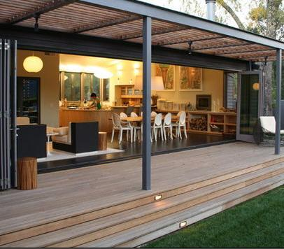 Fotos de terrazas terrazas y jardines ver modelos de casas por dentro con terrazas - Ver casas decoradas por dentro ...