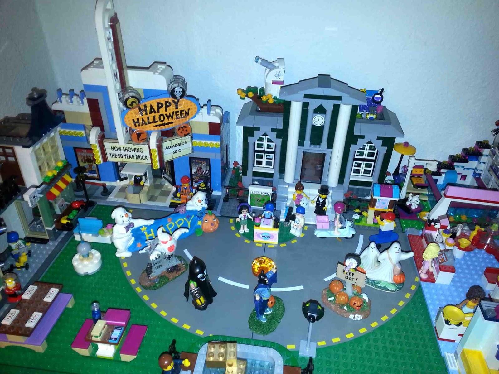 Sacred Heartlake High School Trip Takes Lego Friends To San