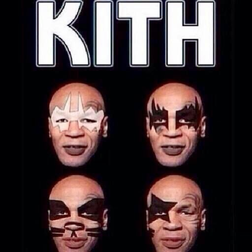 Funny Mike Tyson Kith Music Band Joke Picture Meme