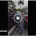 Rakaman Video Lan Pet Pet Mengamuk Kereta Kena Clamp