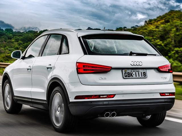 Audi Q3 2017 Flex - Branco